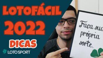 Lotofacil 2022 dicas e analises