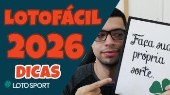 Lotofacil 2026 dicas e analises