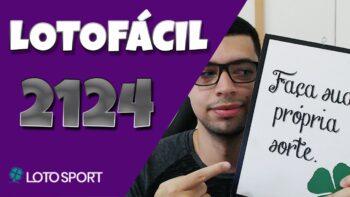 Lotofacil 2124 dicas e analises!