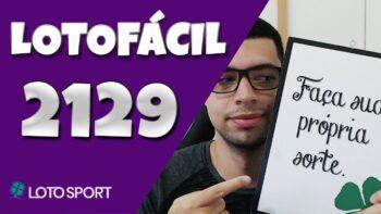 Lotofacil 2129 dicas e estudos – Desafio no ar!