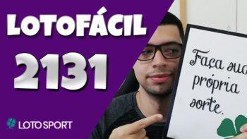 Lotofacil 2131 dicas e analises – Alfinete!