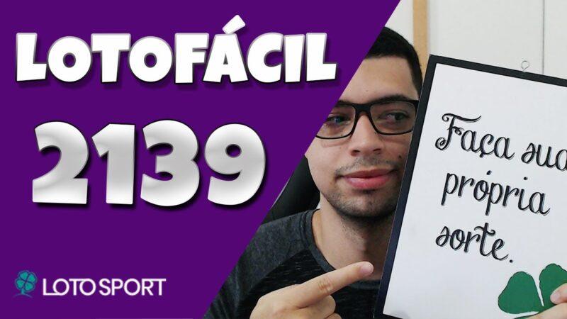 Lotofacil 2139 dicas e analises