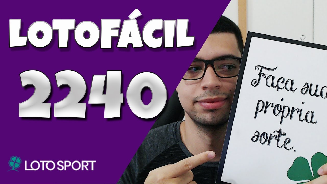 Lotofacil 2240 dicas e analises – Bolões Disponíveis!