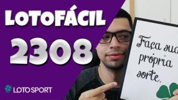 Lotofacil 2308 dicas e analises – Temos Bolões para Hoje  – 3.5 Milhões!