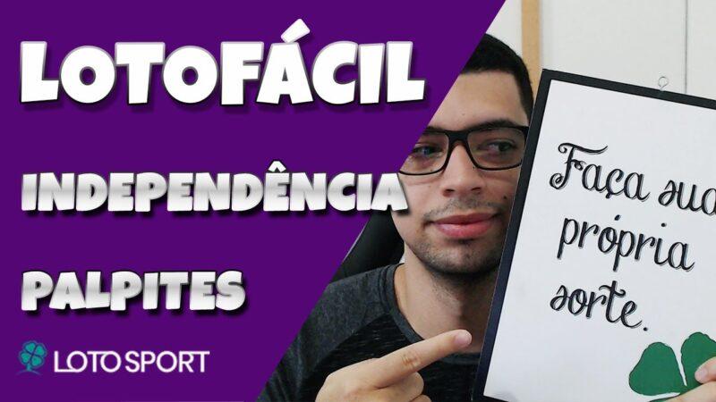 Lotofacil da Independência 2021 – Bolões Disponíveis!